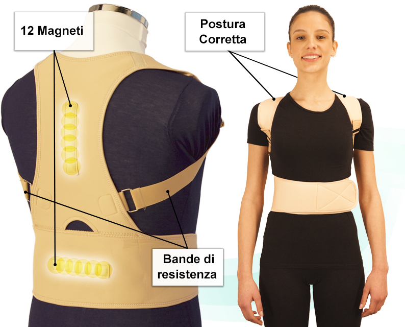 Active Posture Magnetic Plus